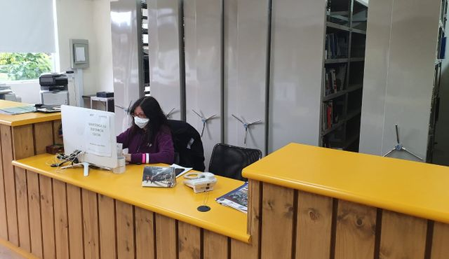 Llegan nuevos libros a Biblioteca del Instituto Adolfo Matthei