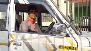 Darjeeling Driver Sanjok