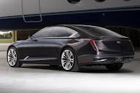 Cadillac Escala Concept (2016) Rear Side