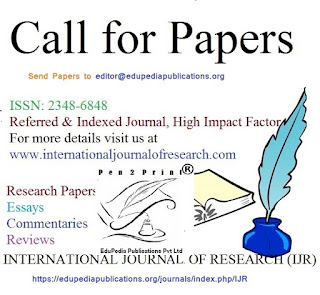 Call for papers - Publish Papers in International