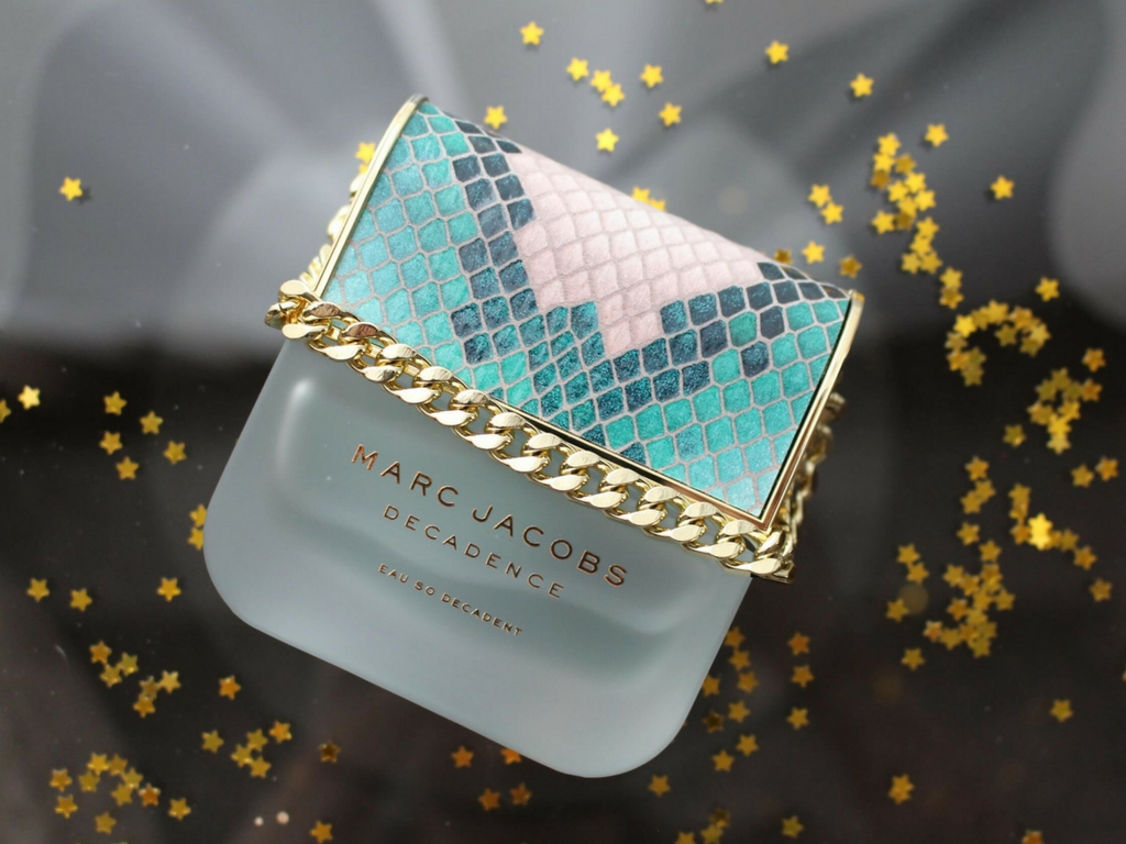 Bądź dekadencka z Marc Jacobs Decadence Eau So Decadent