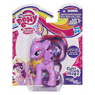 MLP Cutie Mark Magic Single Twilight Sparkle Brushable Pony
