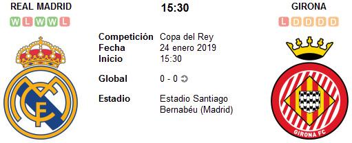 Real Madrid vs Girona en VIVO