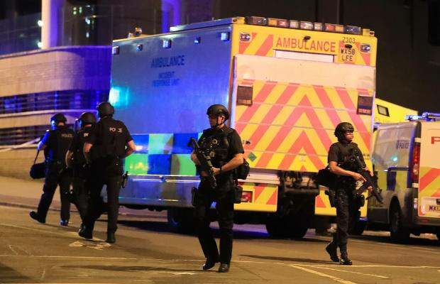 25-year-old man arrested over Manchester attack