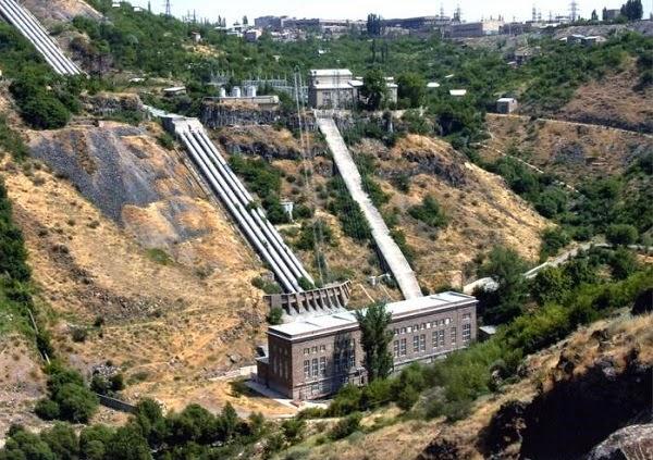 Armenia marca zonas prohibidas para hidroeléctricas