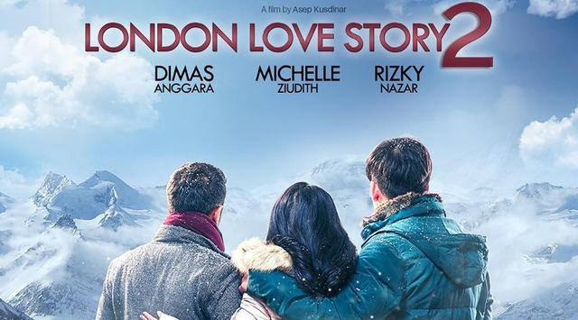 london love story 2 Film Romantis Indonesia Terbaik Paling Banyak di tonton