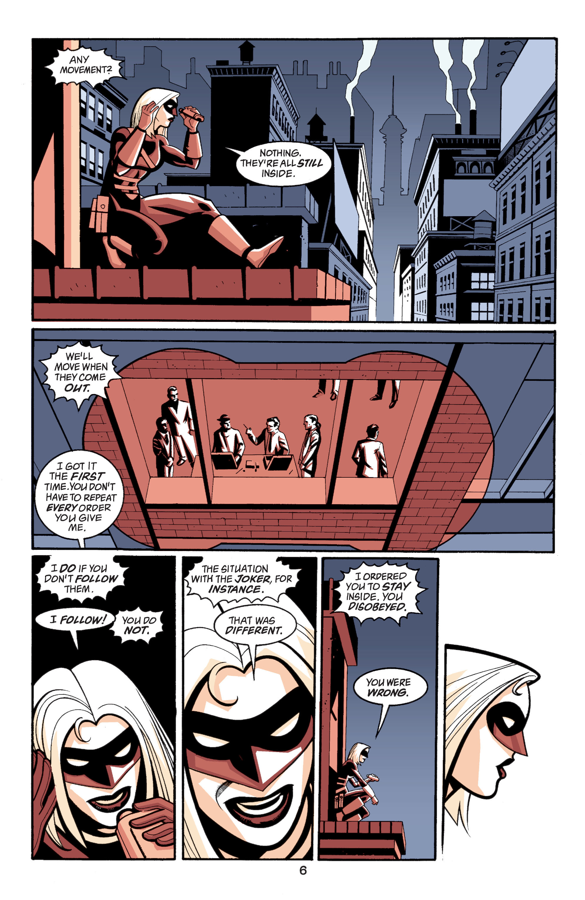 Detective Comics (1937) 764 Page 6