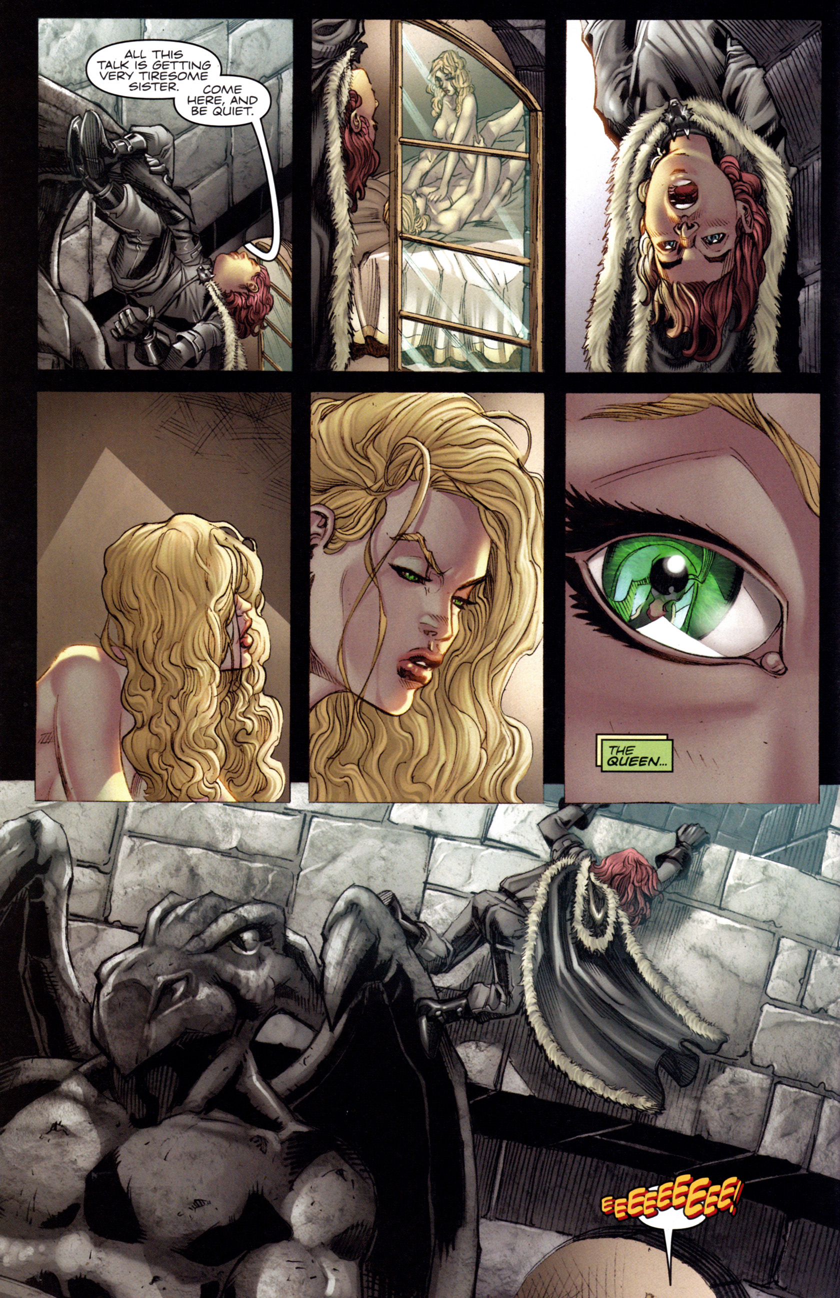 Read online A Game Of Thrones comic -  Issue #3 - 14