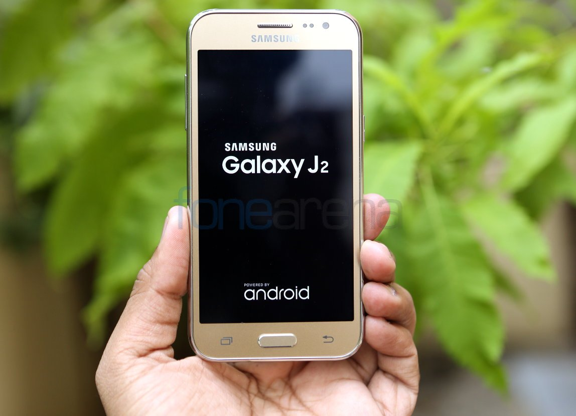 Enjoy Easy It Is To Communicate With Your Peers Only In One Hand The Samsung Galaxy J2