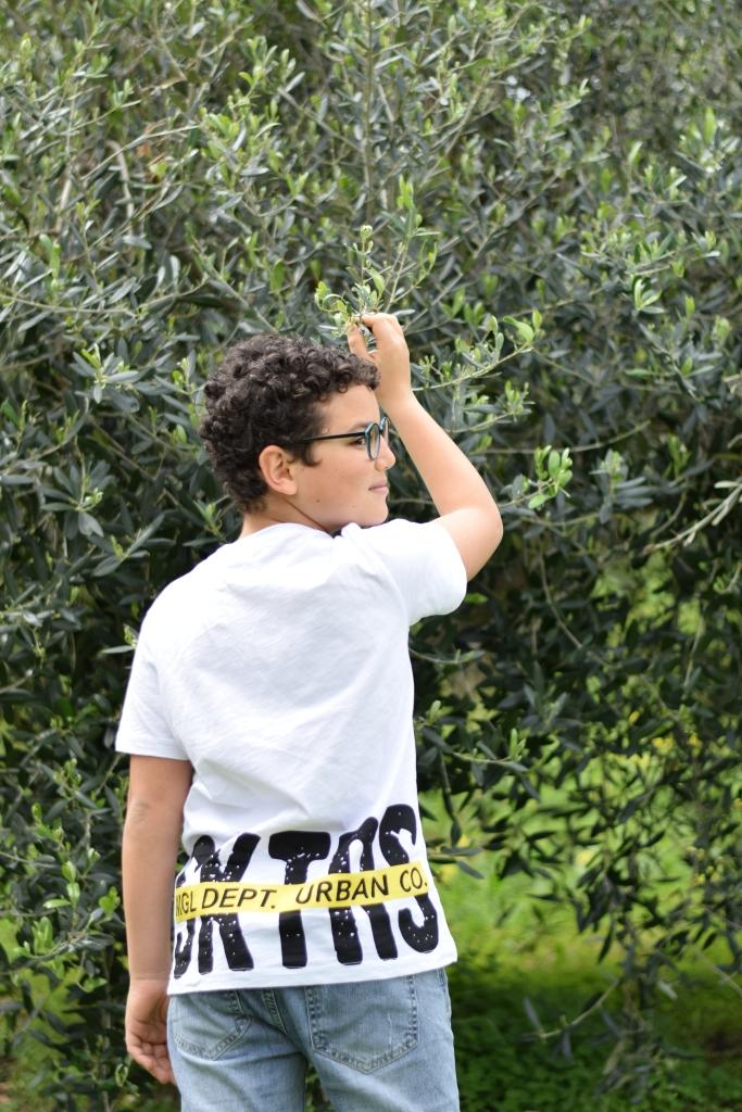 moda bambini magilla kids t shirt