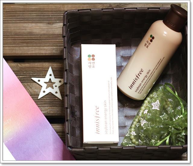 INNISFREE Soybean Energy Skin - toner idealny? [recenzja]