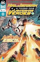 DC Renascimento: Hal Jordan e a Tropa dos Lanternas Verdes #42