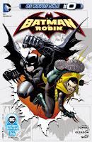 Os Novos 52! Batman e Robin #0