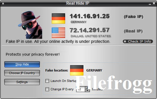 Real Hide IP Full Terbaru