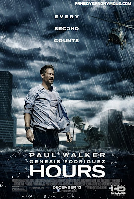 Paul Walker disaster drama movie Hours