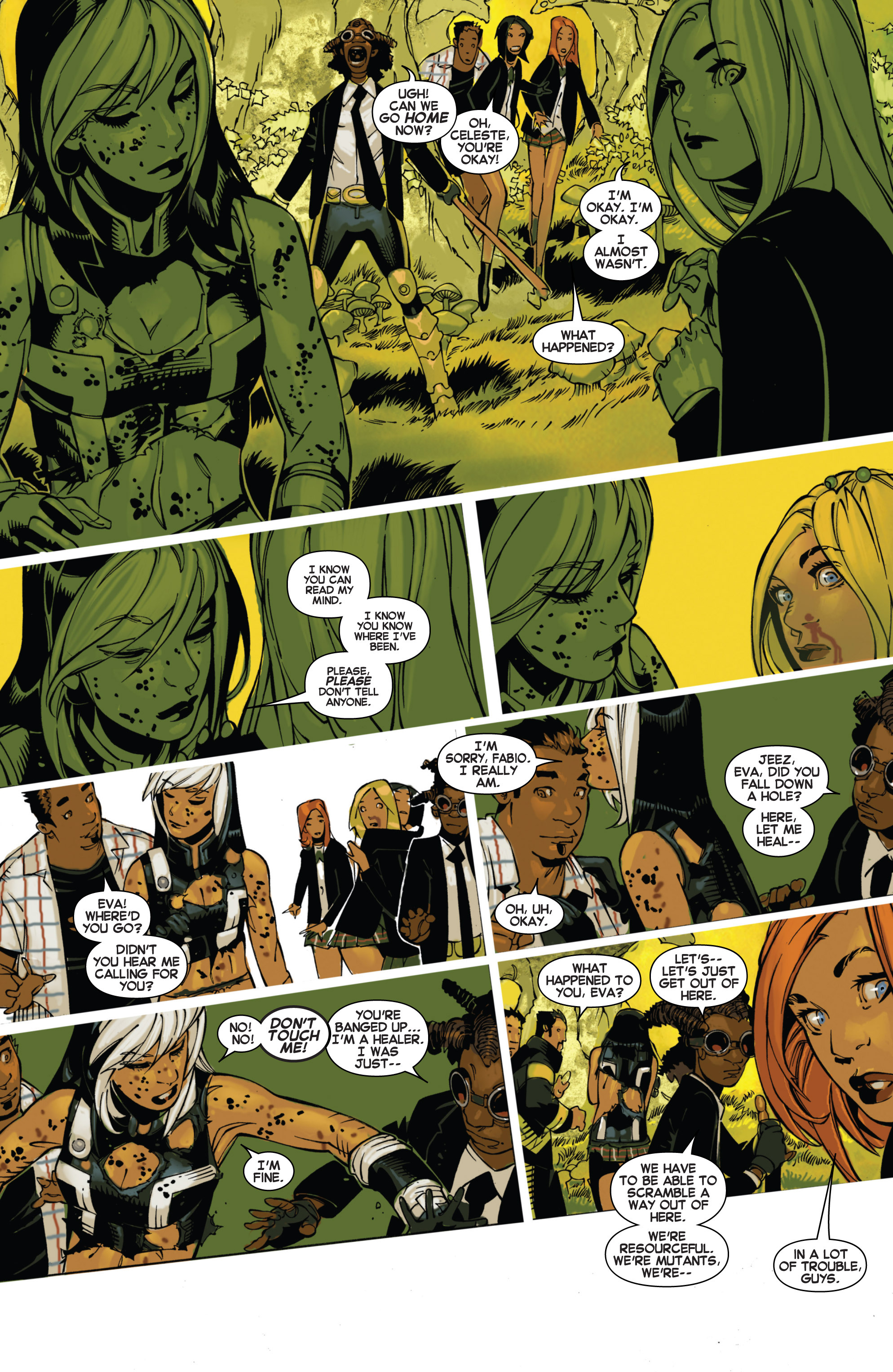 Read online Uncanny X-Men (2013) comic -  Issue # _TPB 3 - The Good, The Bad, The Inhuman - 79