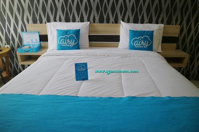 bed di omah anin guest house batu
