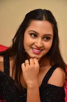 South Actress Amulya in short black dress at Kalamandir Foundation 7th anniversary Celebrations ~  Actress Galleries 068.JPG
