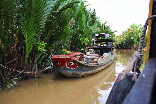 sungai mekong vietnam