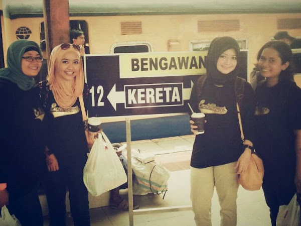 My Unforgettable Journey : Kenangan Yogja Heboh