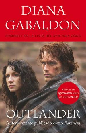 Los Mundos De Mi Estantería Saga Forastera De Diana Gabaldon