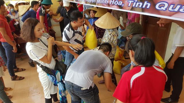 Hội thiện nguyện Vietnam Smile