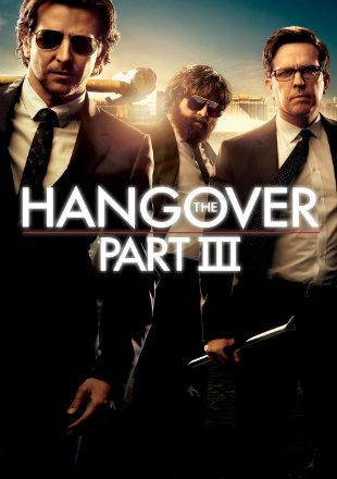 The Hangover Part 3 (2013) BRRip 720p Dual Audio 850Mb Download In Hindi English At Worldfree4u