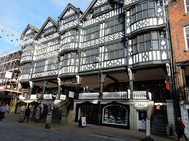The Rows, Eastgate Street, Chester, Midlands, Reino Unido, Elisa N, Blog de Viajes, Lifestyle, Travel