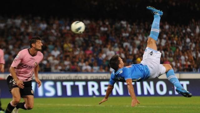 Napoli vs Palermo