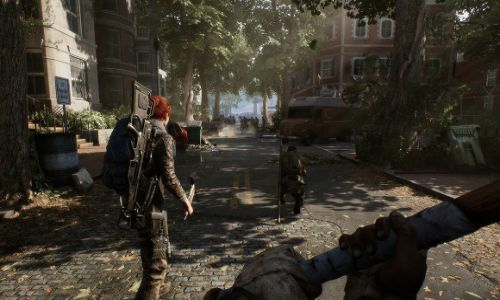 OVERKILLs The Walking Dead No Sanctuary Game Setup Download