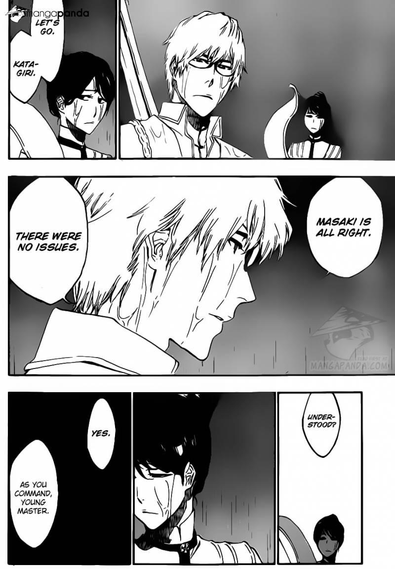 Bleach chapter 533 trang 10