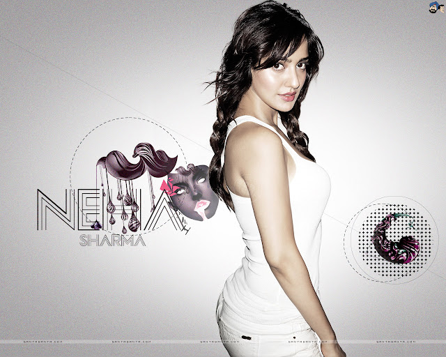 Neha Sharma Beautiful wallpapers