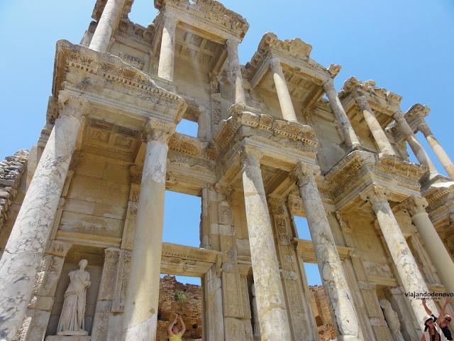 Éfeso - Selçuk - Turquia