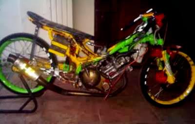 Motor Jupiter MX Drag