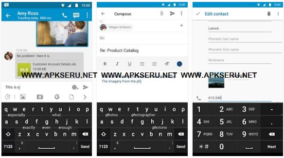 Keyboard BlackBerry apk V2.0 apk untuk Android