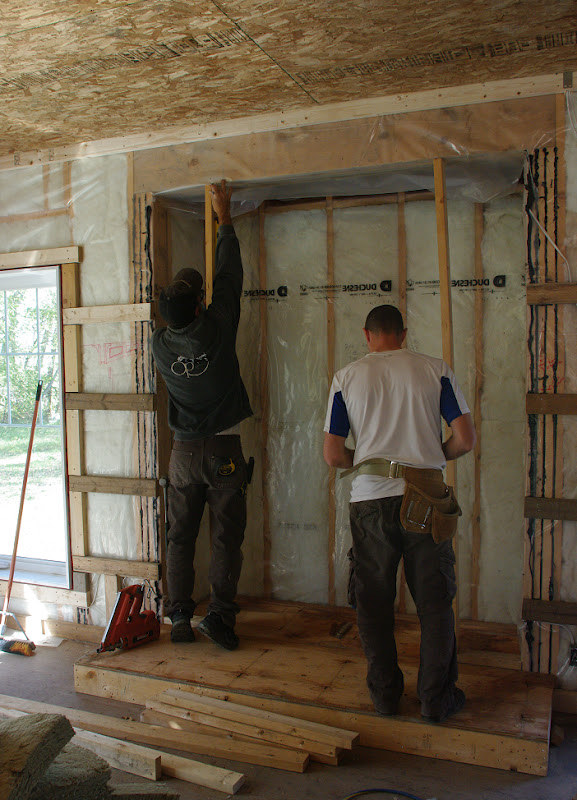 Thousand Square Feet Owner Building A Home Week 17