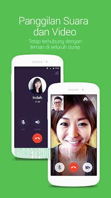 Solusi Line Tidak Bisa Video Call Di Hp Android
