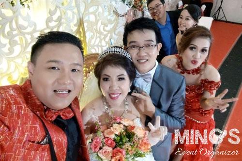 Mc Kudus - Wedding Anggi & Luci 20 Oktober 2018 Griptha Hotel
