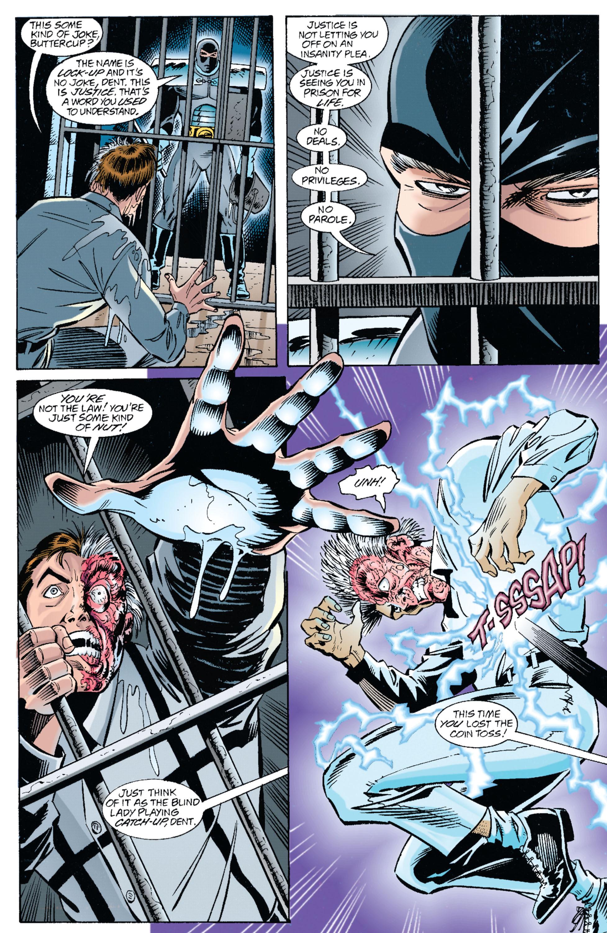 Detective Comics (1937) 697 Page 7