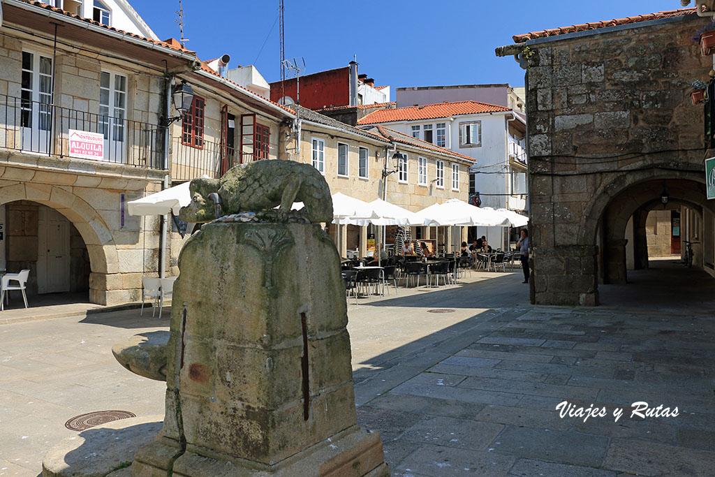 Muros, La Coruña