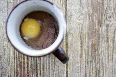 How to Make Microwave Chocolate Mug Cake