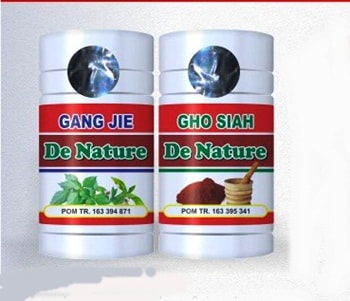 obat kencing nanah de nature