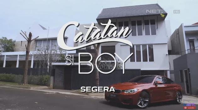 "Nostalgia ""Catatan Si Boy"" Versi 2016 Segera Hadir Di NET TV"