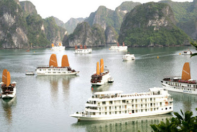 rosa cruise halong 3 days 2 nights