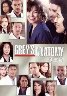 Grey's Anatomy 10ª Temporada