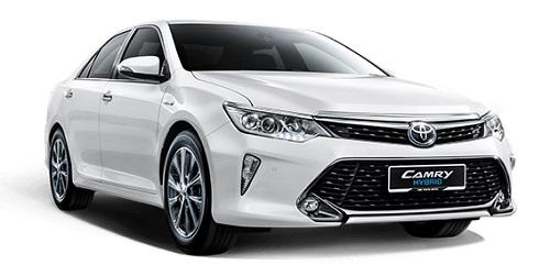 HArga Mobil Toyota Camry Terbaru