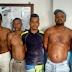 Quadrilha é presa com armas, munições e drogas na ilha de Itaparica