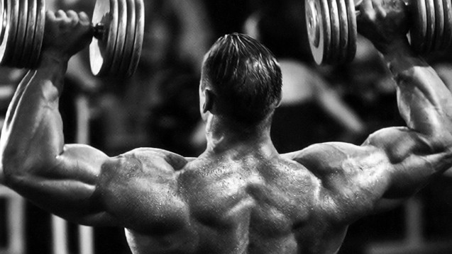Some Bodybuilding Shoulder Exercises For Men To Add More Muscle Mass