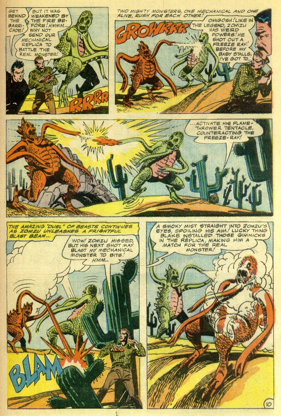 Strange Adventures (1950) issue 193 - Page 29