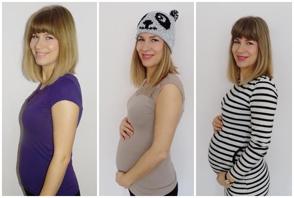 Przebieg II trymesru ciąży - objawy, dolegliwości